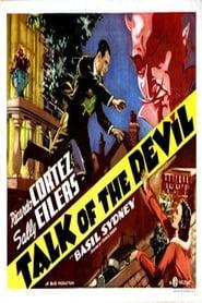 Talk of the Devil 1936