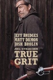 Poster True Grit 2010