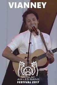Vianney au Festival Musilac 2017