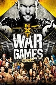 Poster NXT TakeOver: WarGames 2019
