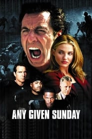 Poster for Any Given Sunday