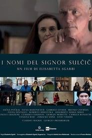 I NOMI DEL SIGNOR SULČIČ (2019)