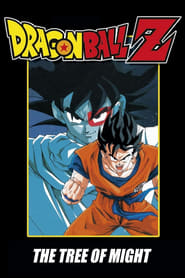 Poster for Dragon Ball Z: The Tree of Might