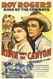 Ridin' Down the Canyon 1942