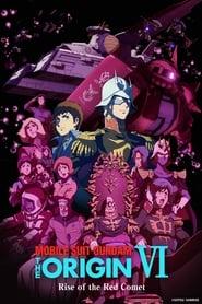 Poster Mobile Suit Gundam: The Origin VI – Rise of the Red Comet