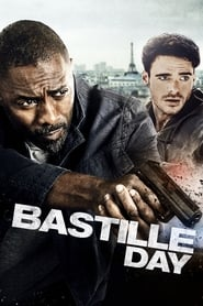 Poster for Bastille Day