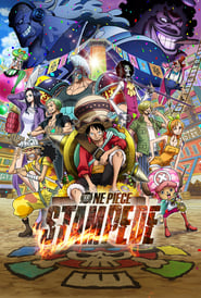 One Piece Stampede en streaming