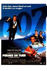 Poster Permis de tuer 1989