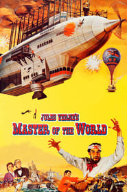 Poster Master of the World 1961