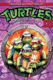 Poster for Teenage Mutant Ninja Turtles III