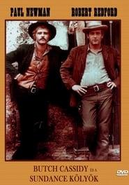 Butch Cassidy és a Sundance kölyök poszter