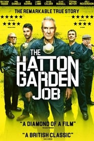 The Hatton Garden Job 2017 ポスター