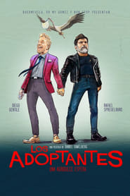Poster The Adopters 2019