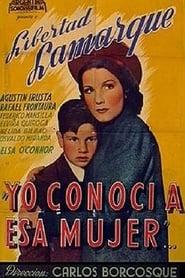 Yo conocí a esa mujer 1942