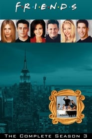 Friends - Season 3 poster