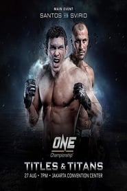ONE Championship 46: Titles and Titans