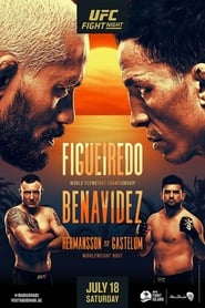 UFC Fight Night 173: Figueiredo vs. Benavidez 2 (2020)