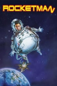 Poster RocketMan 1997