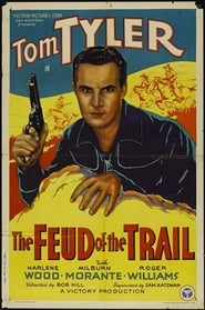 Affiche de Film The Feud of the Trail