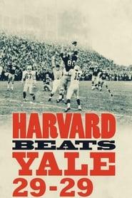 Harvard Beats Yale 29-29 (2008)