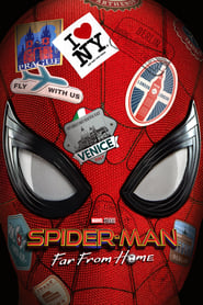 Spider-Man Far from Home (2019) 480p, 720p Bluray [Hindi BD 5.1 -English DD 5.1] x264
