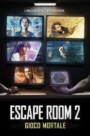 Poster Escape Room 2 - Gioco mortale 2021