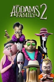 Poster The Addams Family 2 2021