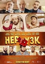 Hep Yek 3 2019 Turkish 720p HEVC WEB-DL x265 350MB