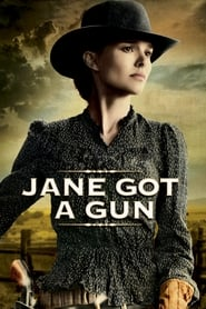 Poster for Jane Got a Gun