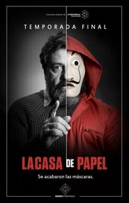 La casa de papel 2º Temporada (2018) Blu-Ray 720p Torrent Dublado e Legendado