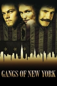 Poster for Gangs of New York