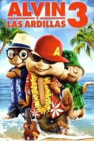 Alvin y las ardillas 3 (2011) | Alvin and the Chipmunks: Chipwrecked