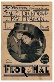Flor del mal 1930
