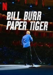 Poster for Bill Burr: Paper Tiger