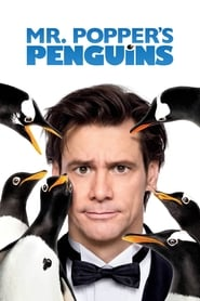 Nonton Film Mr. Popper's Penguins (2011)