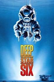 Poster DeepStar Six 1989