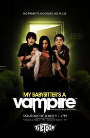 My Babysitter's a Vampire 2010 Poster