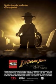Poster Lego Indiana Jones and the Raiders of the Lost Brick 2008