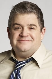 Patton Oswalt Headshot