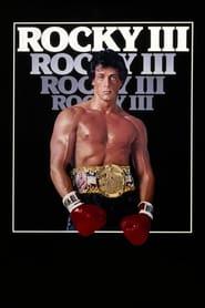 Poster Rocky III 1982