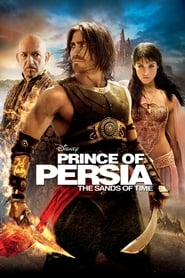 Poster for the movie, 'Prince of Persia'