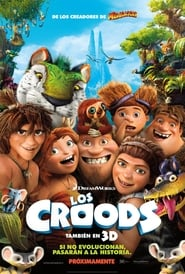 Los Croods (2013) Audio Latino HD