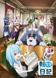Poster The Slime Diaries: That Time I Got Reincarnated as a Slime 2021