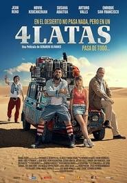 Ver 4 latas Online HD Español y Latino (2019)