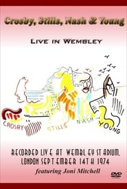 Image Crosby, Stills, Nash & Young – Live in Wembley 1974