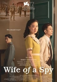 Wife of a Spy (2020) poster