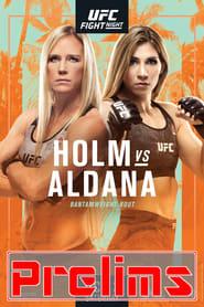 UFC on ESPN 16: Holm vs. Aldana - Prelims 2020