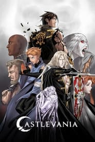 Poster Castlevania 2021