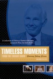 Poster Timeless Moments from The Tonight Show Starring Johnny Carson - Volume 9 & 10 2002