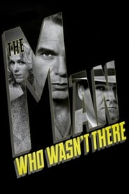 Poster for The Man Who Wasn't There